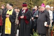 Odsłonięcie pomnika wspólnej pamięci Wrocław 2008