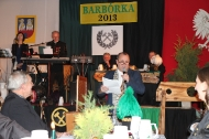 BARBÓRKA 2013