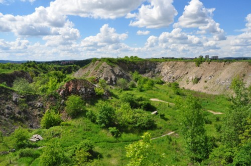 FORMER QUARRY WILL GAIN NEW LIFE